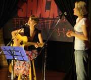 Sarah and Margie