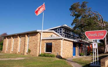Photo of Humph Hall