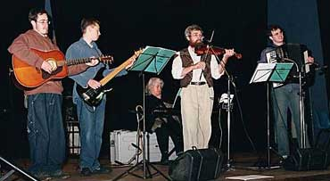 Paddys River Band in concert in Sydney