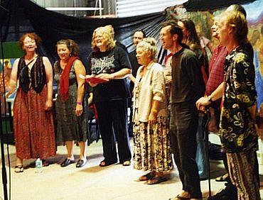 Blue Mountains Rebel Chorus