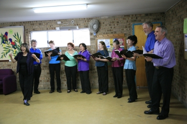 The Bright Star Singers