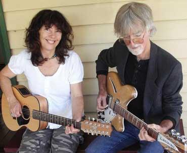 Penny Davies and Roger Ilott
