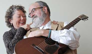 Hal Cannon & Teresa Jordan