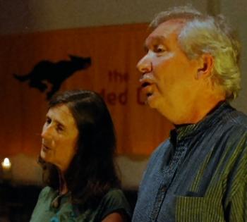 Margaret and Bob Fagan