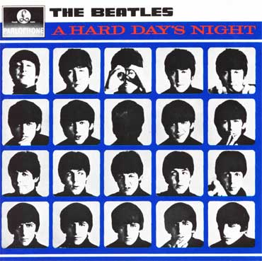 A Hard Day's Night Album cover