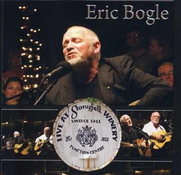Eric Bogle in Concert