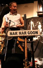 Mic Conway with Nar Nar Goon Lagerphone