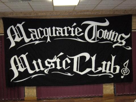 Macquarie Towns Music Club - 2010