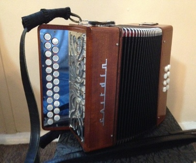Cairdin BC Button Accordion