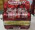 Hohner Club II B button accordion/melodeon